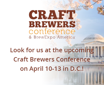 Craft Brewers Conference ad
