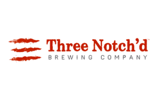 Three Notch'd Brewing Company logo