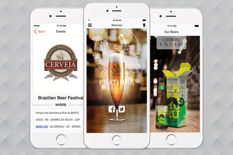 Pratinha App by Brewers Marketing