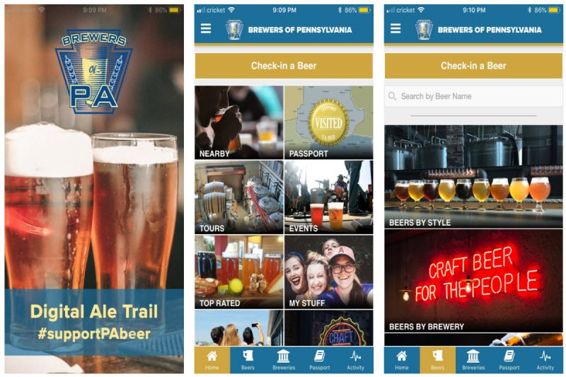 Brewers of PA App
